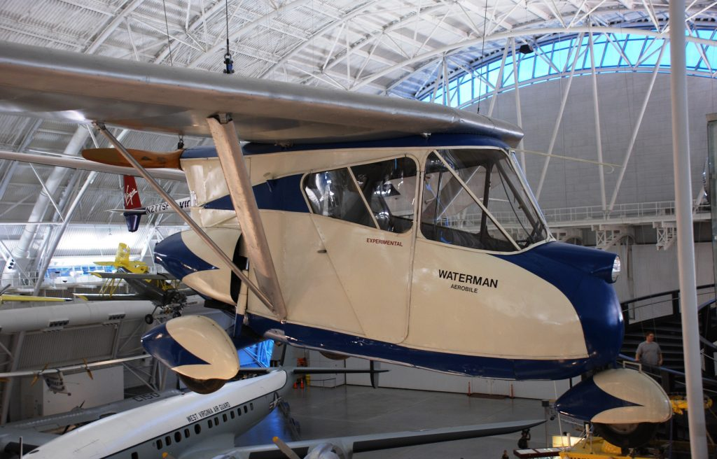 Waterman Aerobile 1937 года