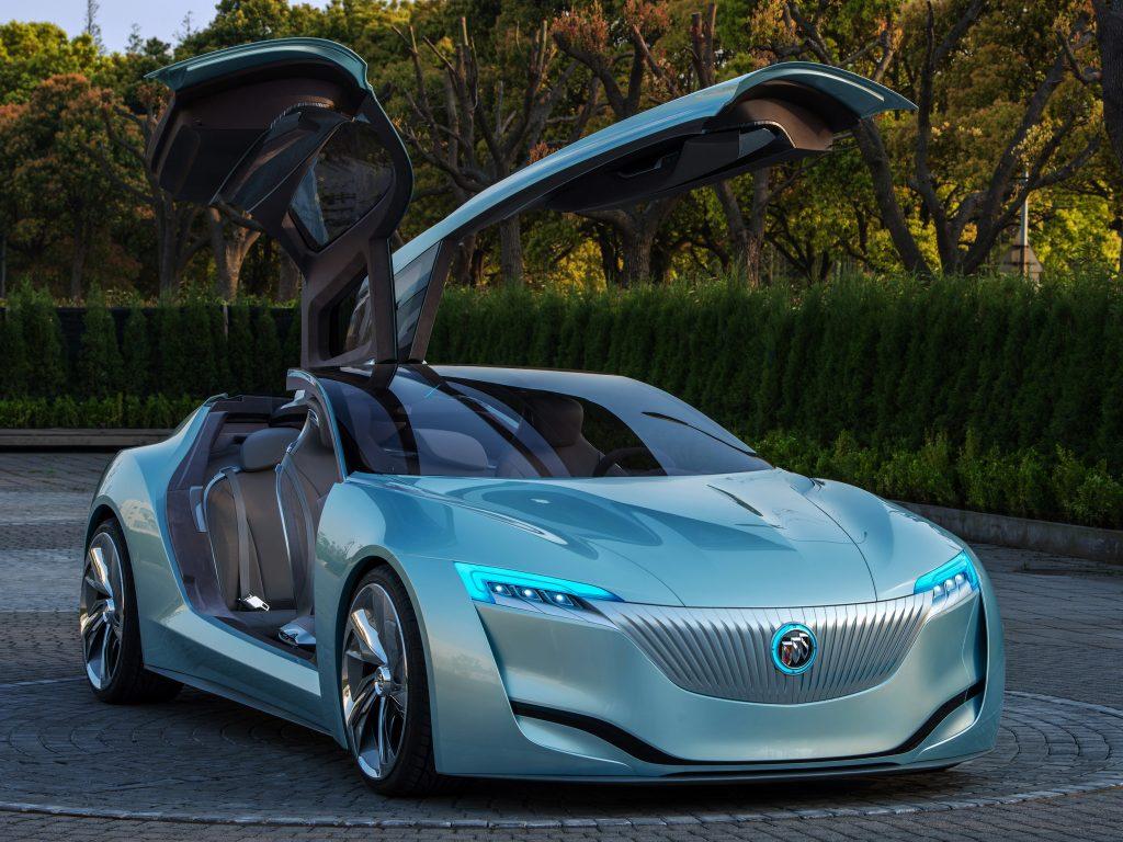 Buick Riviera 2013 года