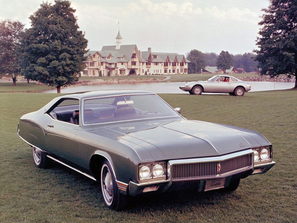 Buick Riviera 1970 года