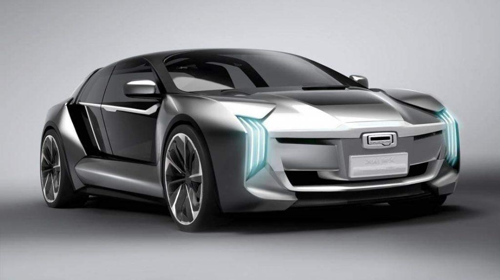 Концепт-кар Qoros K-EV