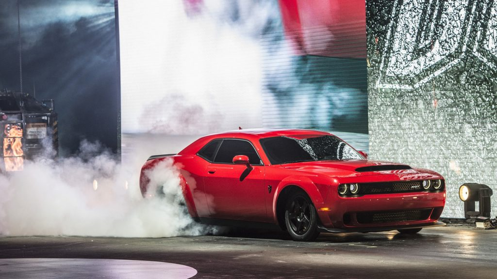 Dodge Challenger SRT Demon