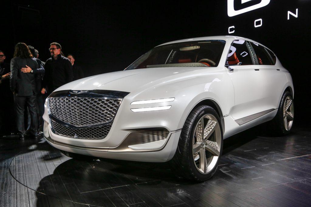 Hyundai Genesis GV80