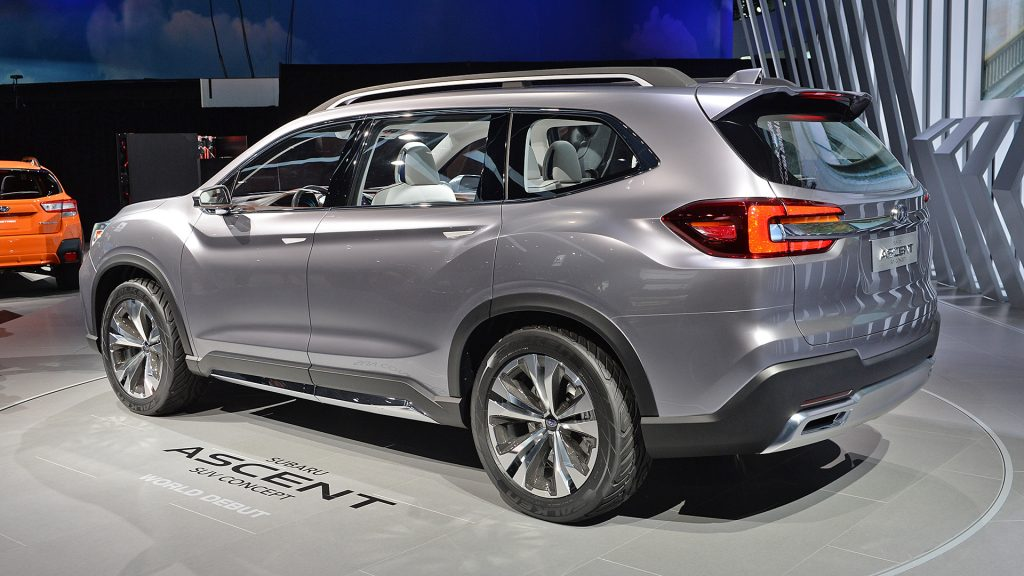 Subaru Ascent 2017