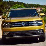 Дебютант Volkswagen Atlas: гигант для большой семьи
