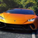 Дебютант Lamborghini Huracan Performante: неожиданный рекордсмен