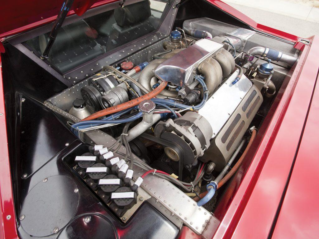 V8 Chervolet Corvette