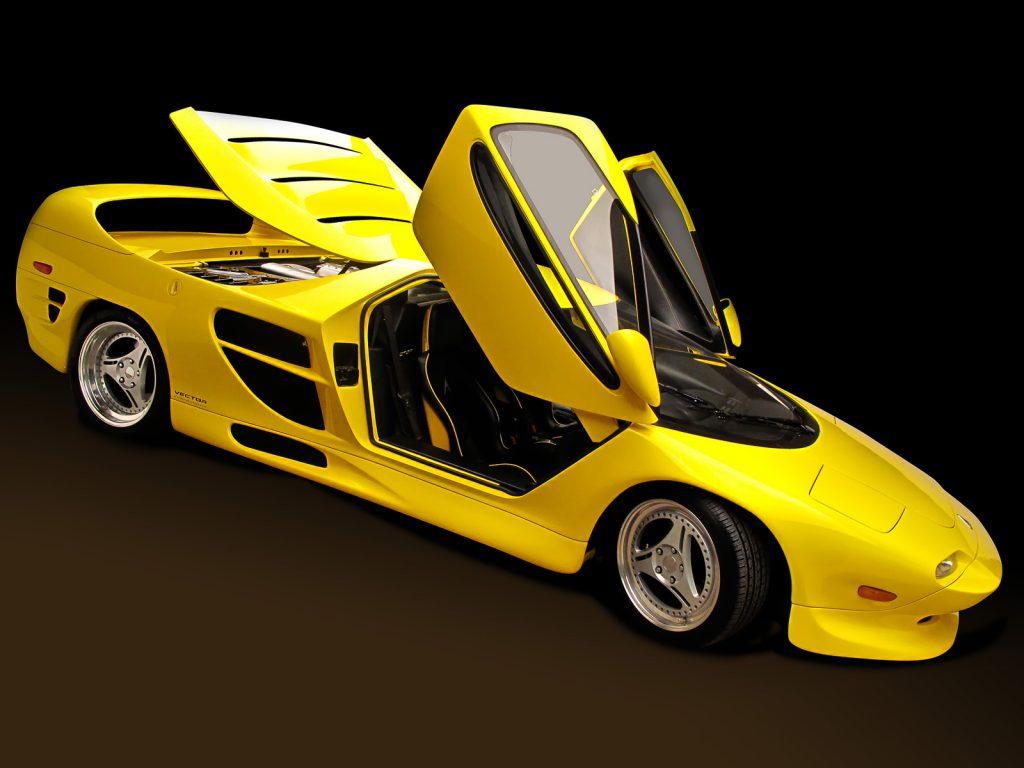 Vector М12 1995 года