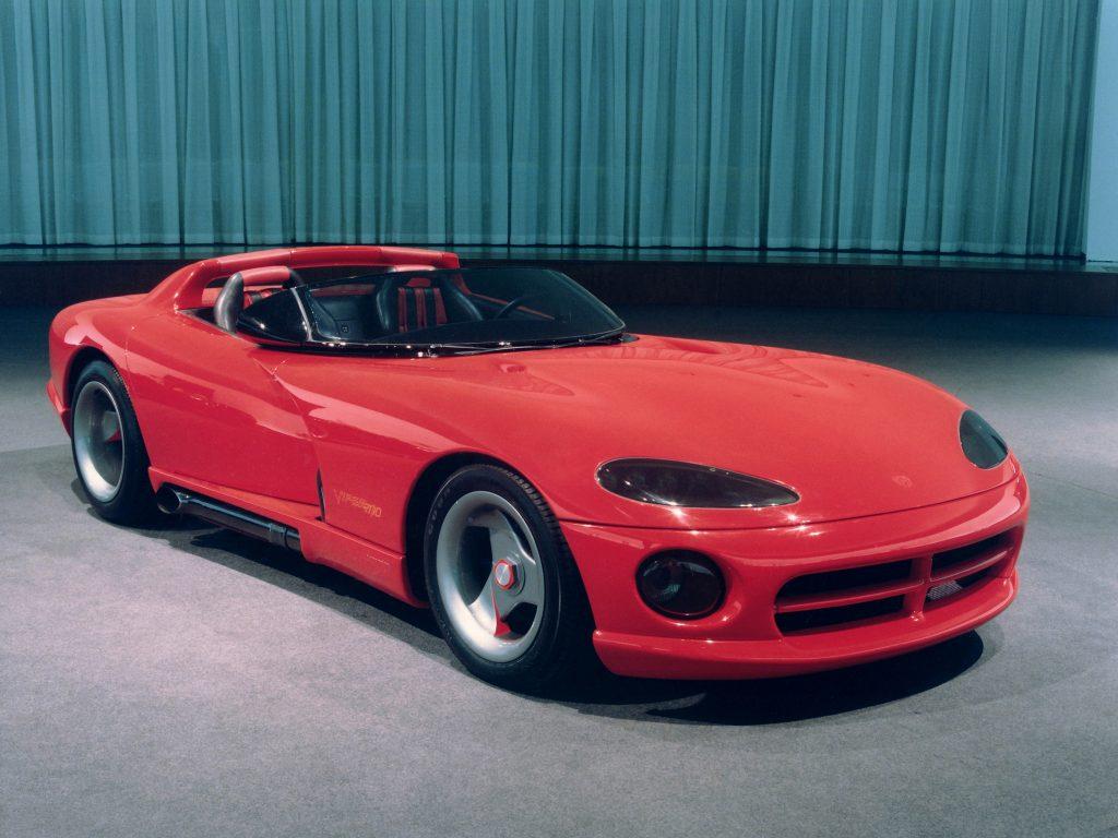 Прототип Dodge Viper, 1989 год
