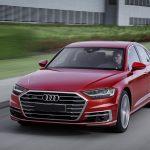 Премьера Audi A8: ставка на передовые технологии