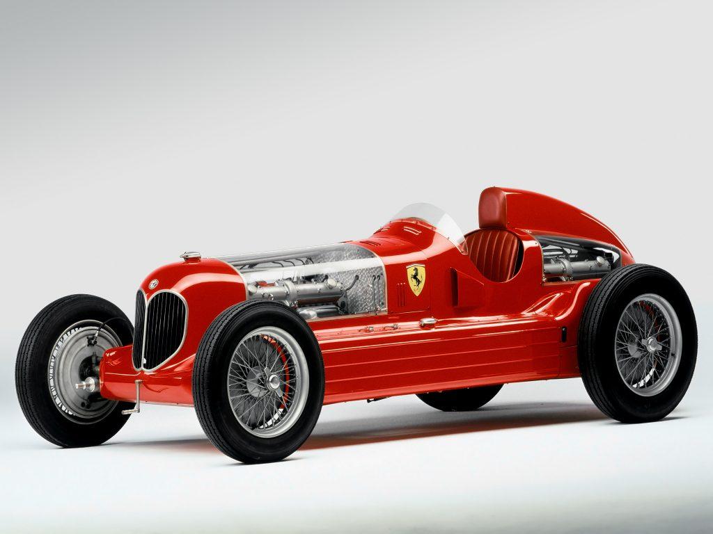 Двухмоторный Alfa Romeo Bimotore