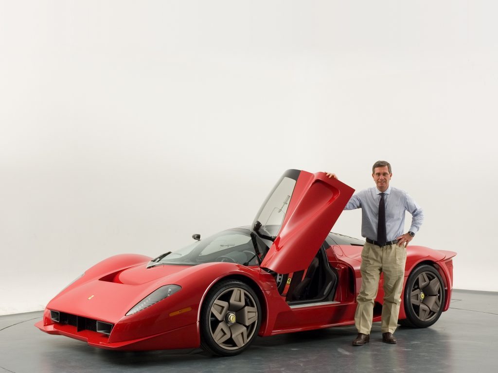Ferrari P4/5 2006 года