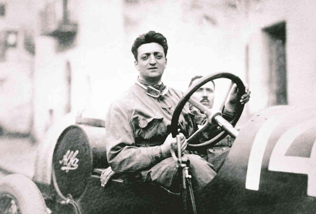Энцо Феррари