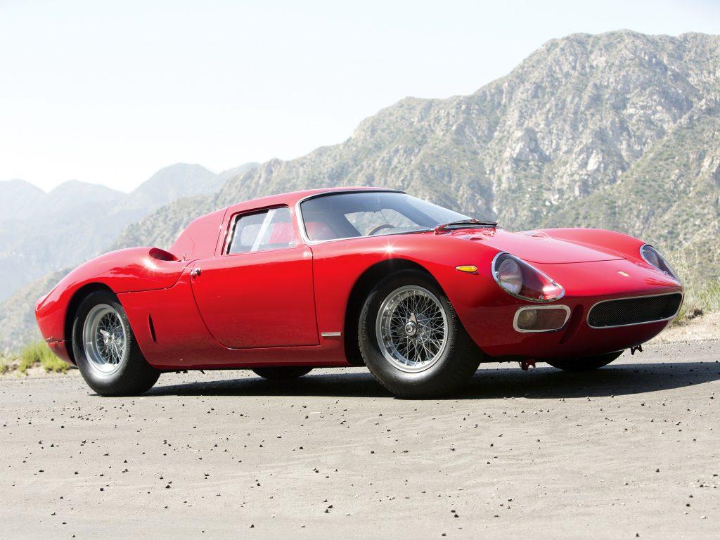 Ferrari 250 LM 1964 года