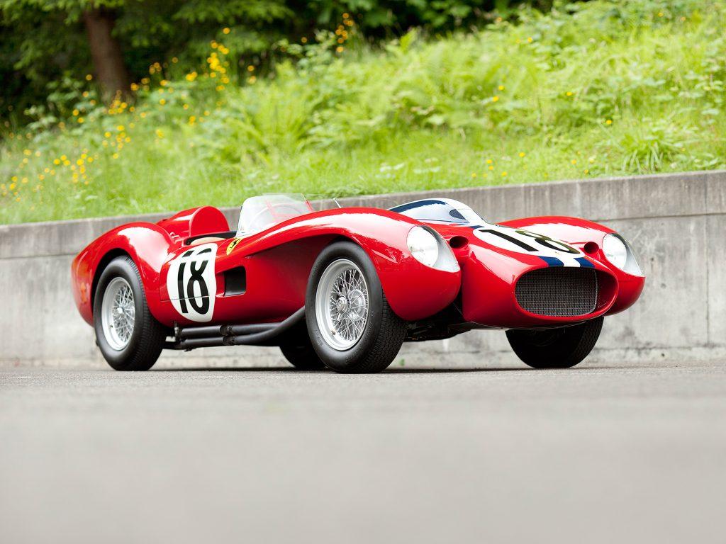 Ferrari 250 Testa Rossa, 1957 год