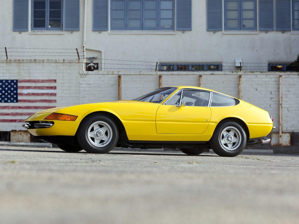 Ferrari 365 GTB/4 Daytona 1968 года