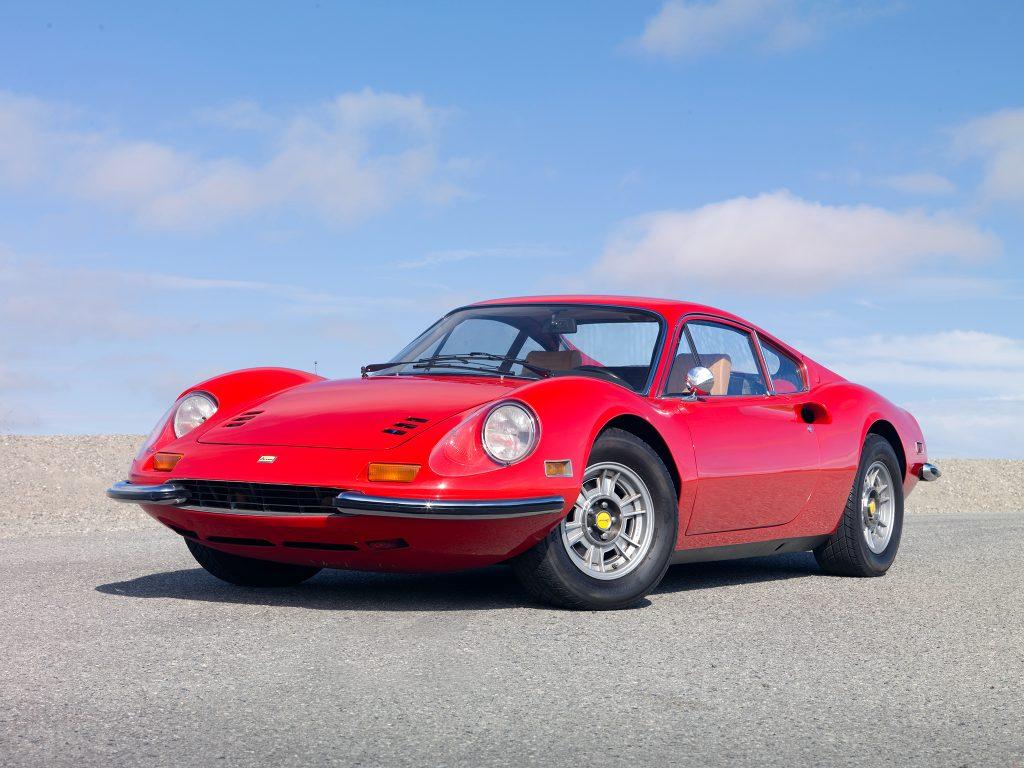 Ferrari Dino 246 GTB 1969 года