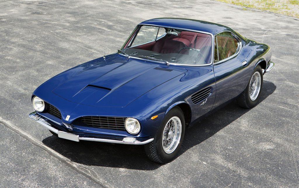 Ferrarі 250 GT 1961 года — личный автомобиль Нуччо Бертоне