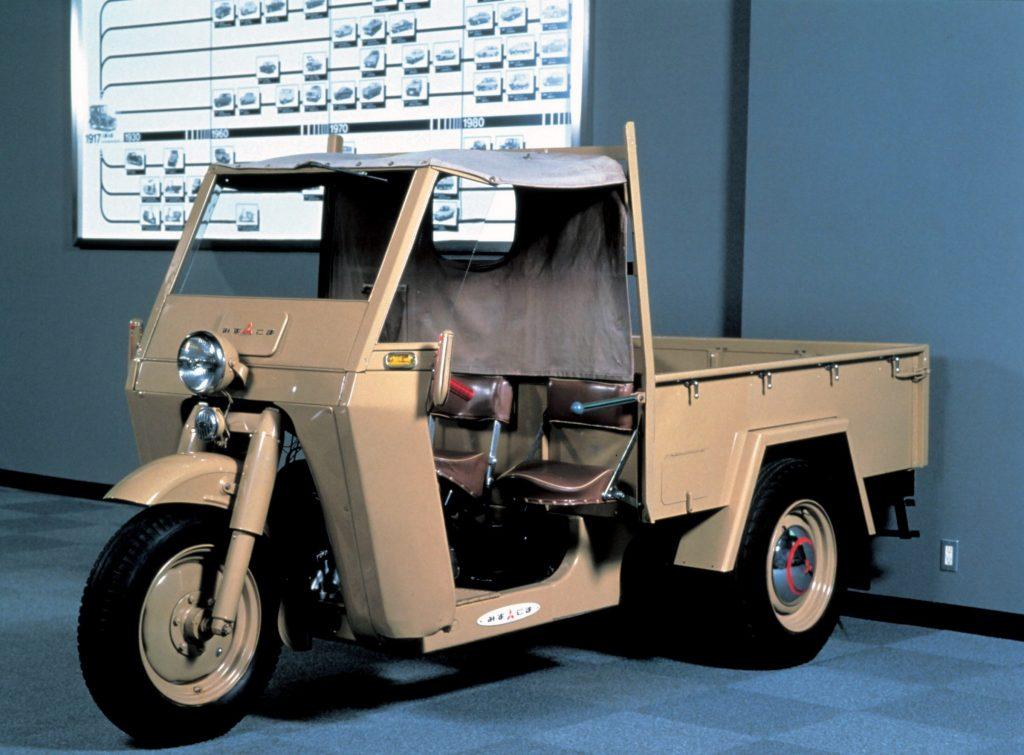 Mitsubishi Mizushima, 1947 год