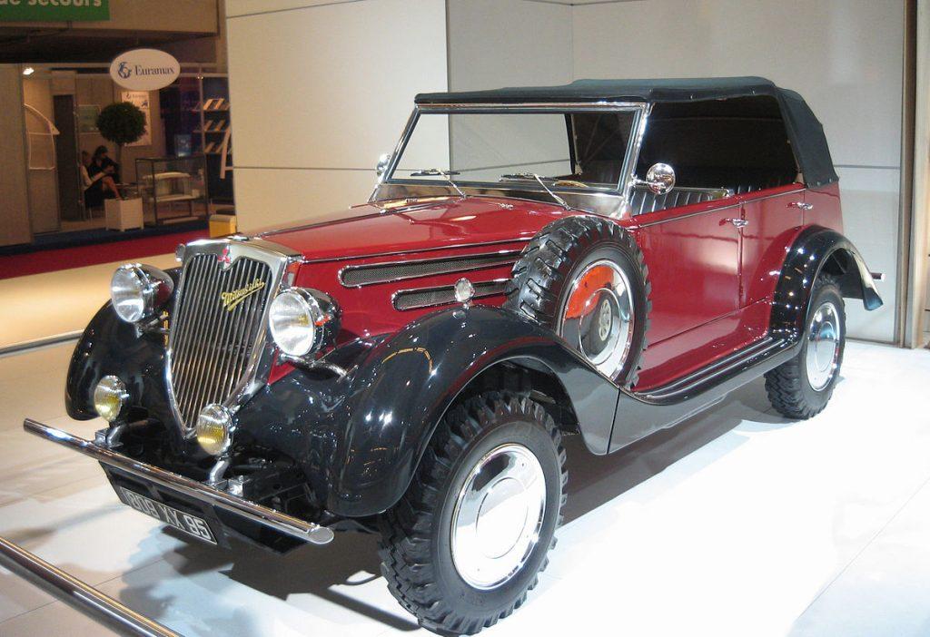 Mitsubishi PX33 1937 года