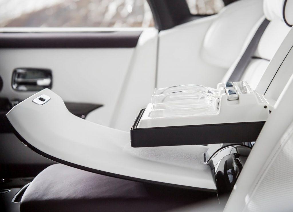 Rolls-Royce Phantom, набор фирменных бокалов