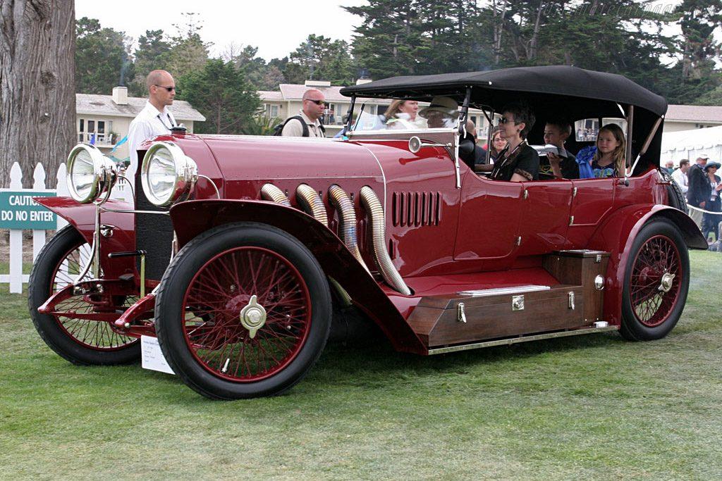 Benz 82/200 HP 1913 года