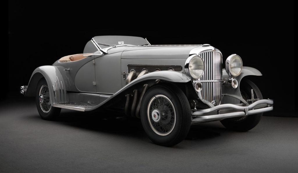 Duesenberg SSJ 1935 года