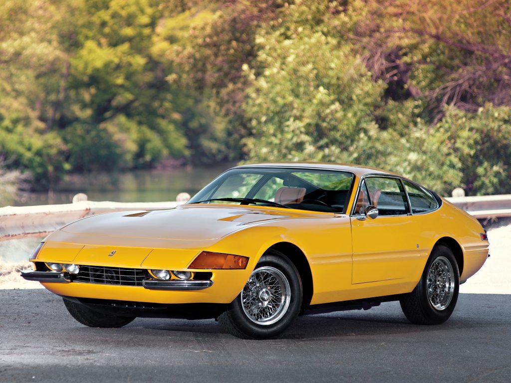 Ferrari 365 GTB4 Daytona 1968 года