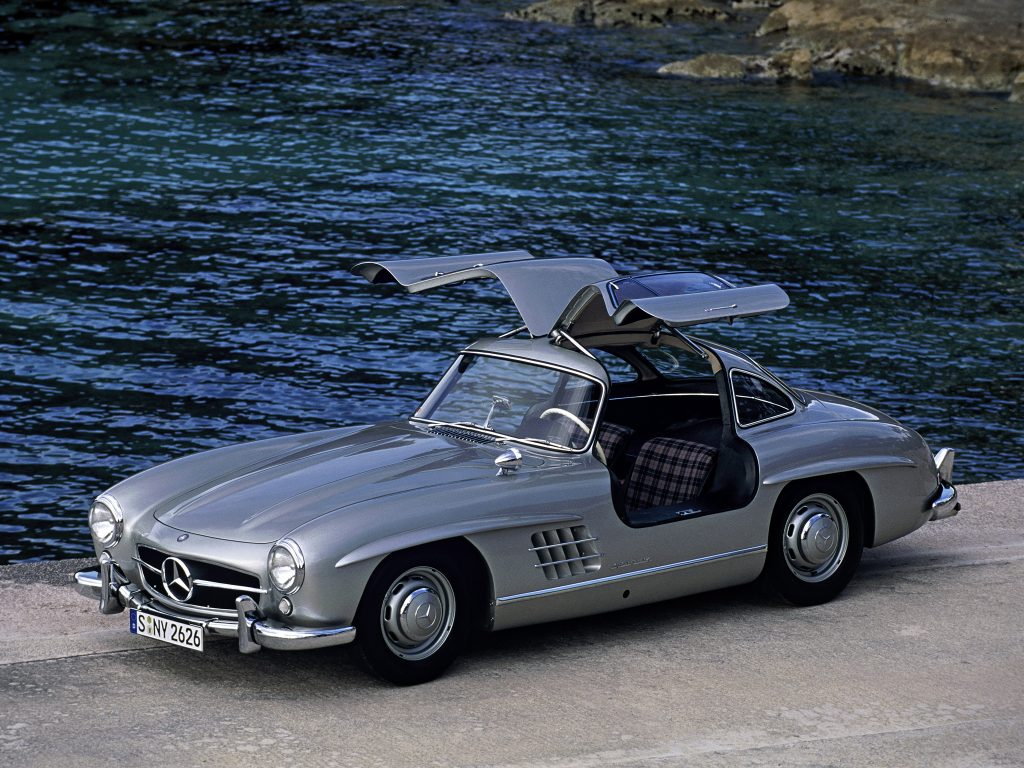 Mercedes-Benz 300SL 1955 года