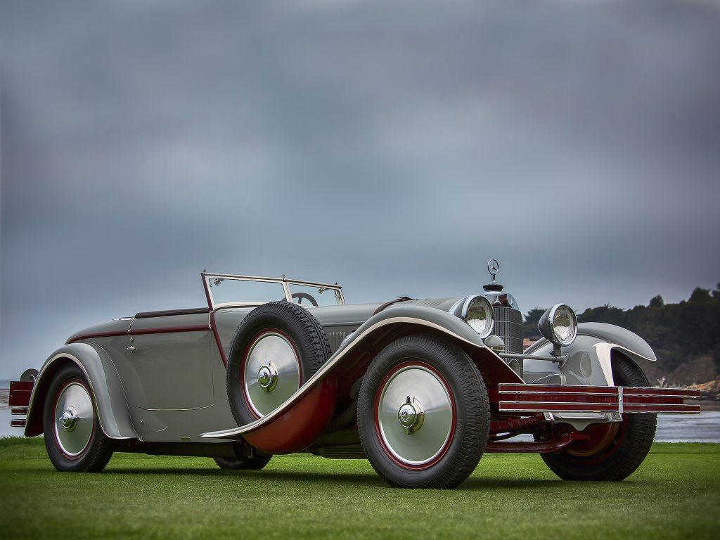 Mercedes-Benz 680 S 1927 года