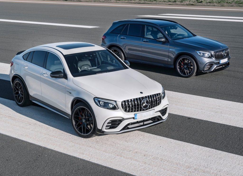 Mercedes-Benz GLC63