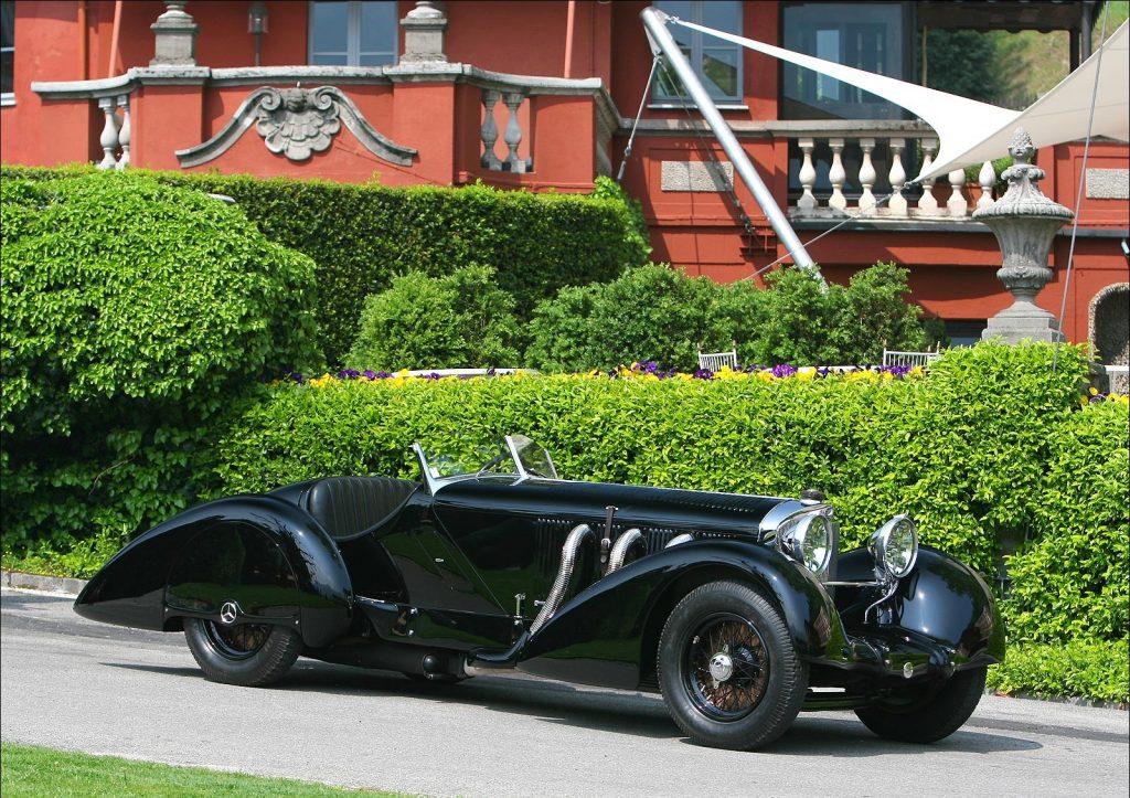 Mercedes-Benz SSK Trossi 1930 года