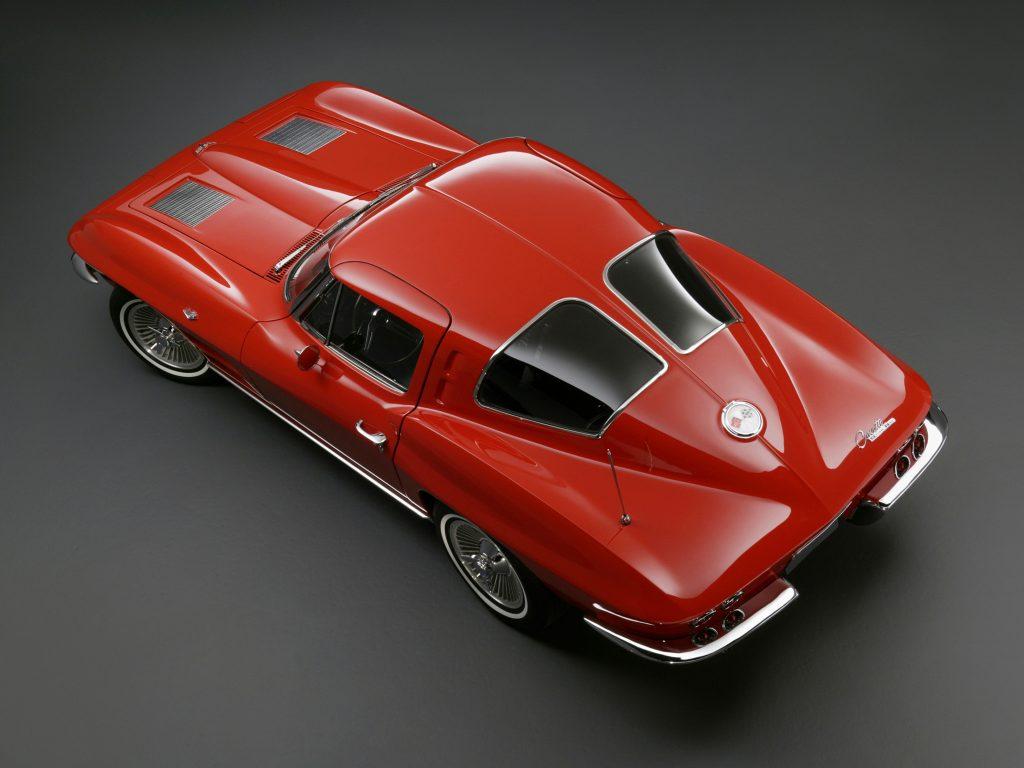 Chevrolet Corvette Stingray 1963 года