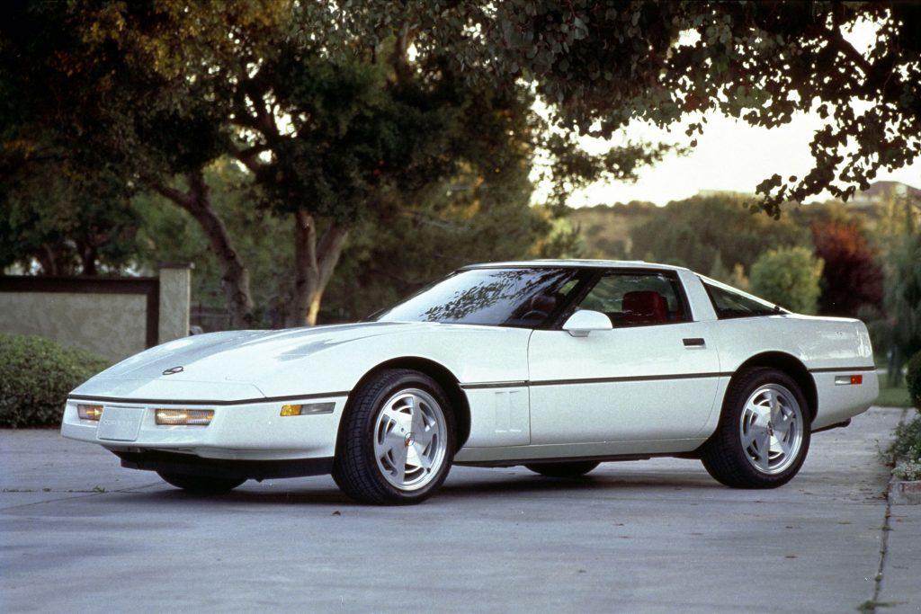 Chevrolet Corvette третьего поколения, 1984 год