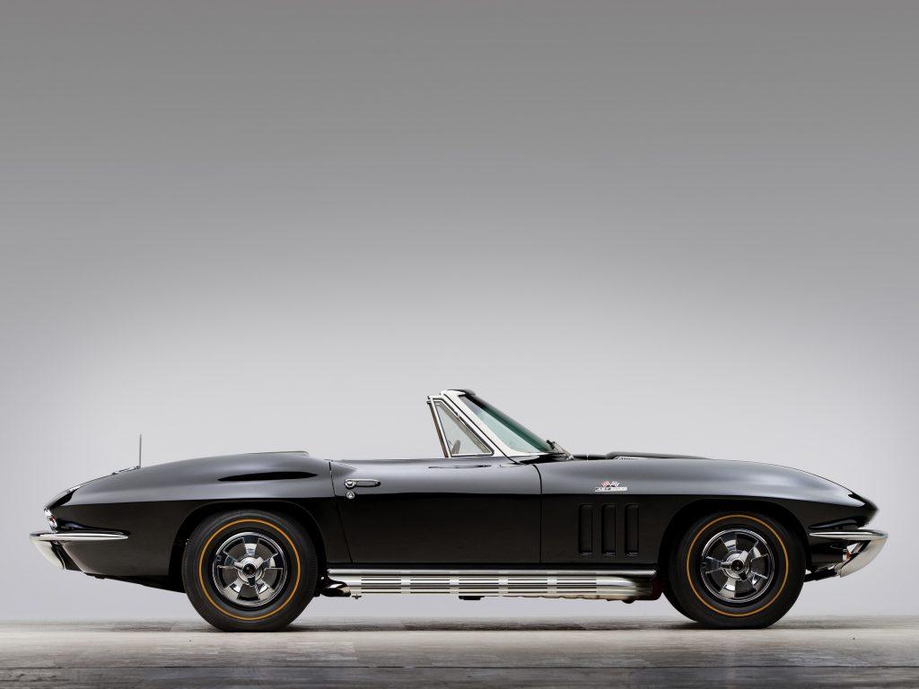Chevrolet Corvette 1966 года
