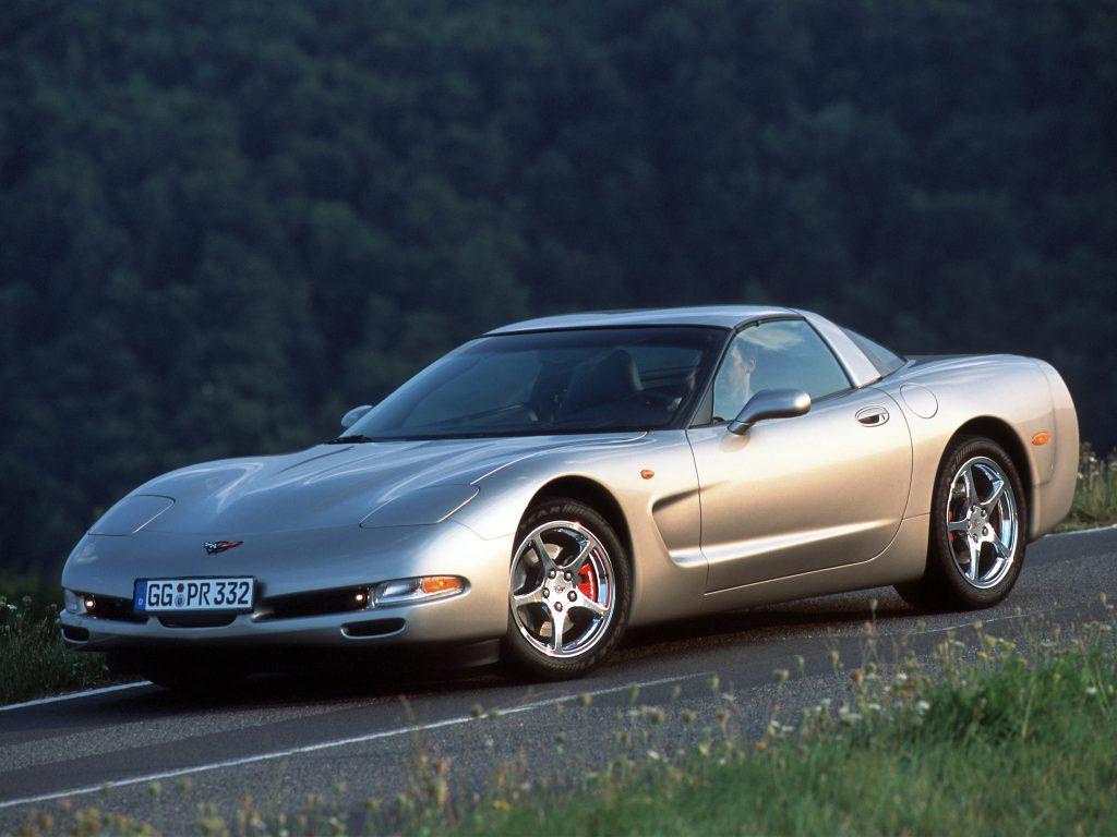 Chevrolet Corvette C5 1997 года
