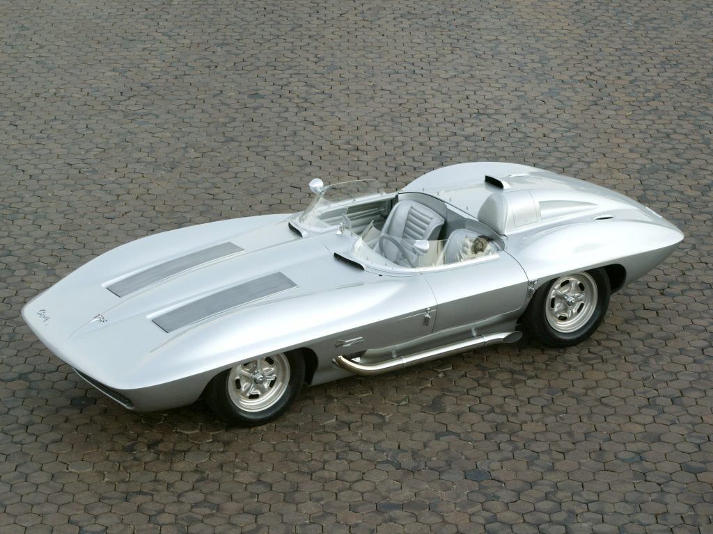 Chevrolet Corvette Stingray Racer 1959 года