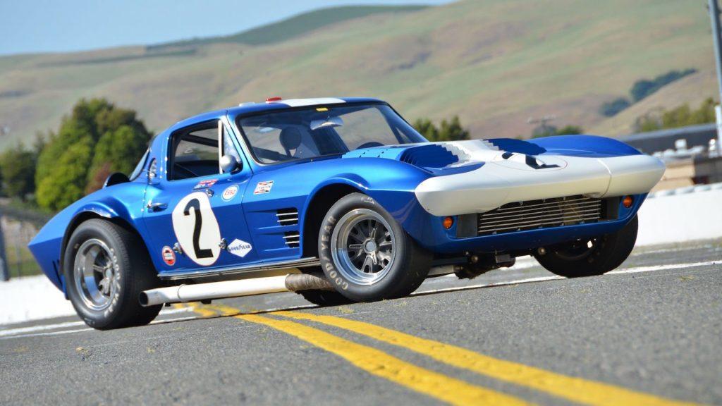 Corvette Grand Sport 1963 года