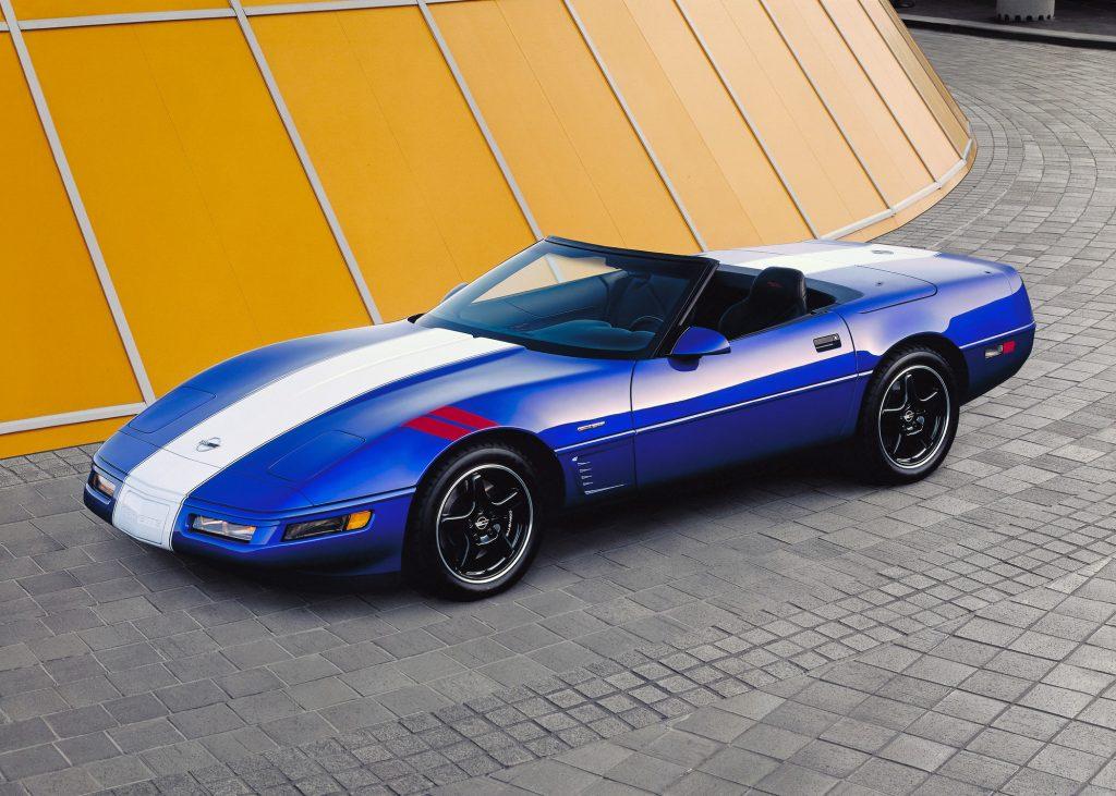 Corvette Grand Sport 1996 года