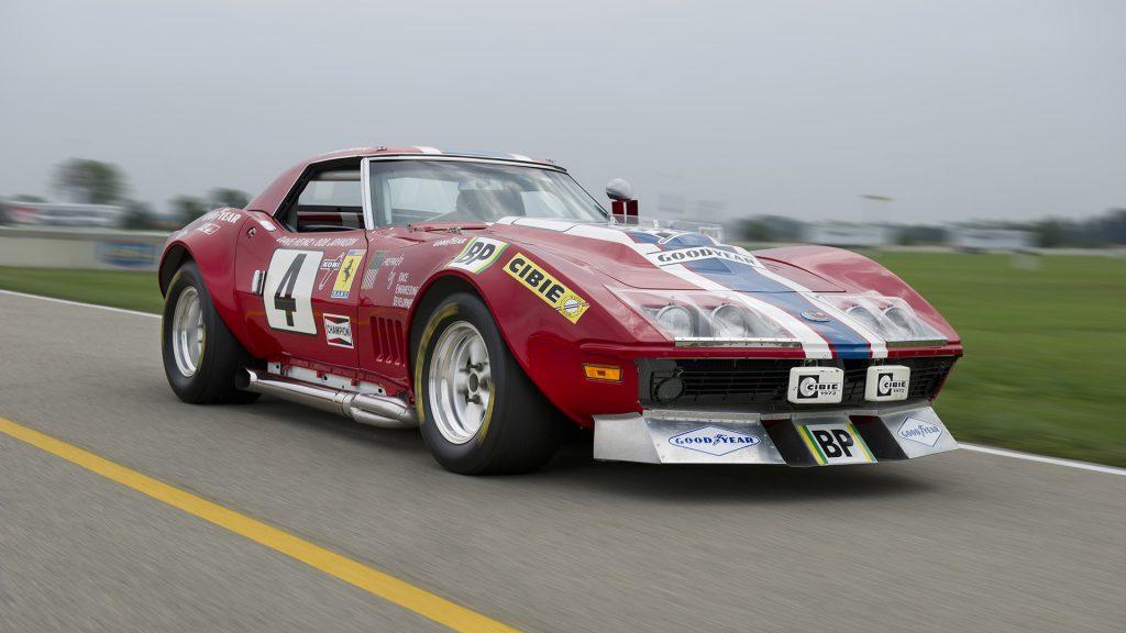 Corvette L88 добился гоночных успехов в Себринге и Ле-Мане