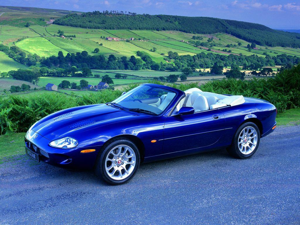 Jaguar XK 1996 года