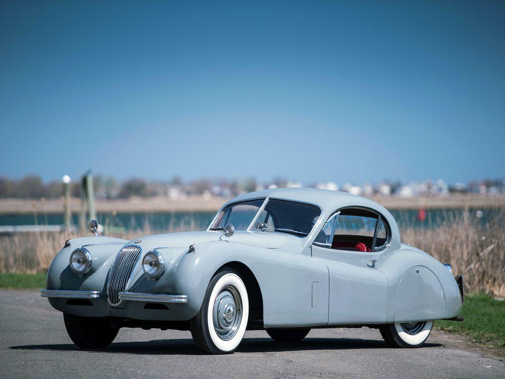 Купе Jaguar XK120 1951 года