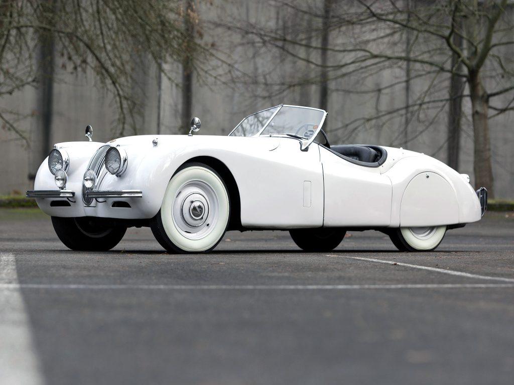Jaguar XK120 1948 года
