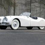 Первый Jaguar XK120 1948 года