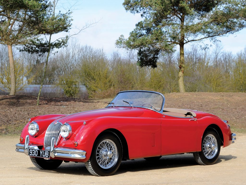 Jaguar XK150 S Roadster 1959 года