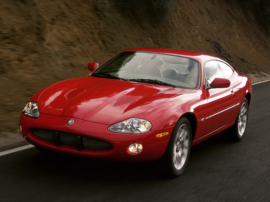 Jaguar XKR, 2003 год