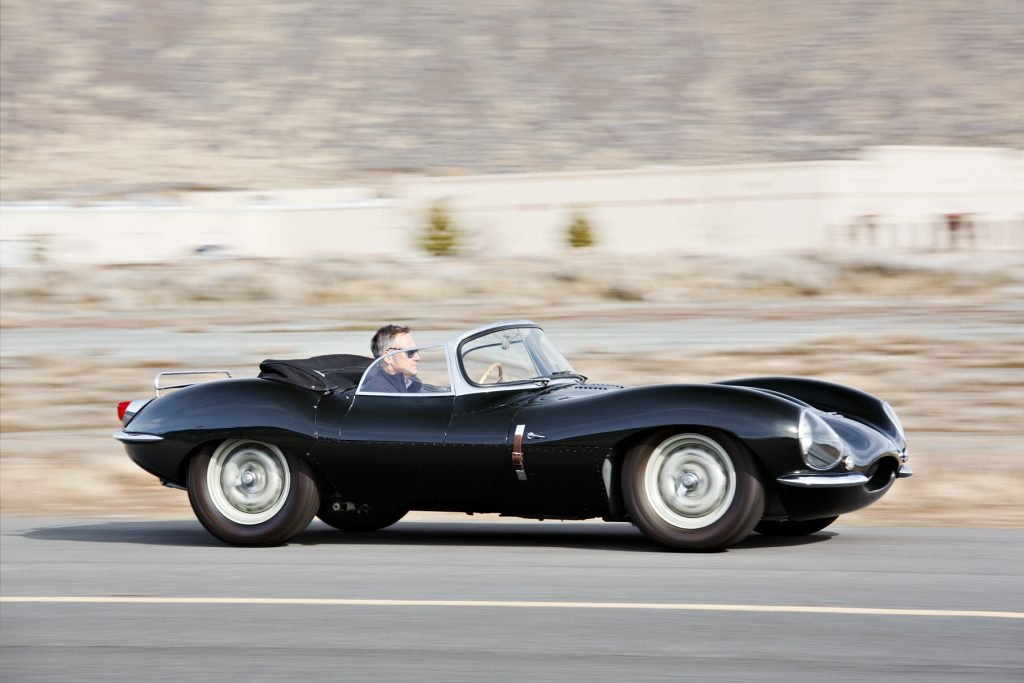 Jaguar XKSS 1957 года