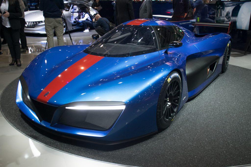 Pininfarina H2