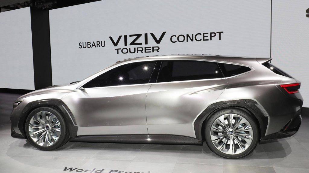 Subaru Viziv Tourer