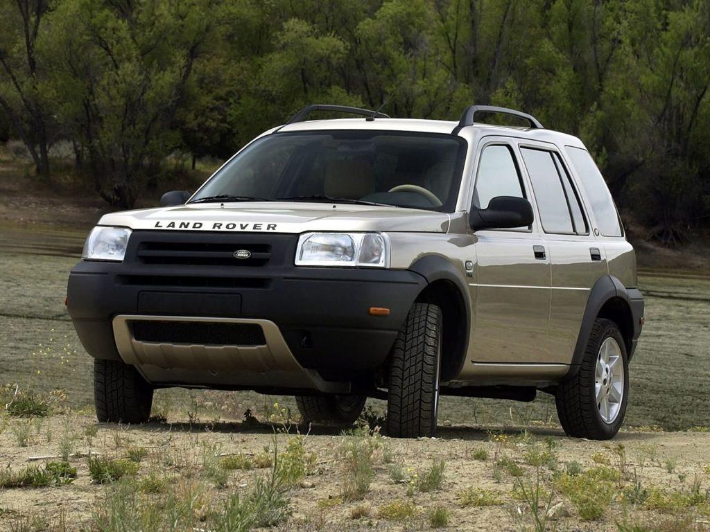 Land Rover Freelander 1999 года