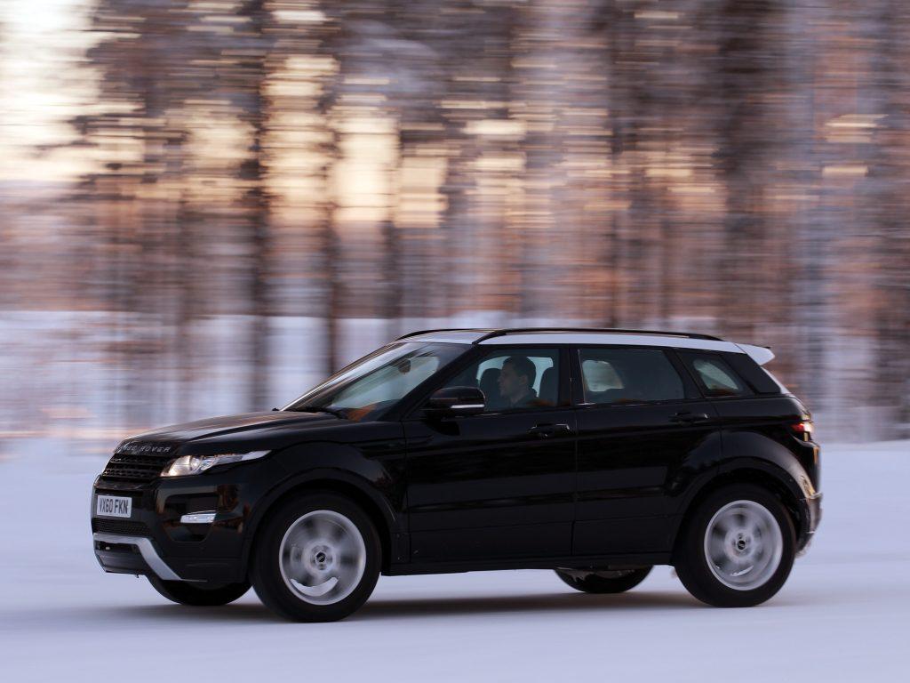 Range Rover Evoque 2011 года